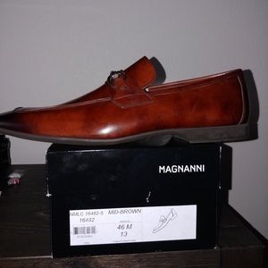 Magnanni Male Dress Shoes